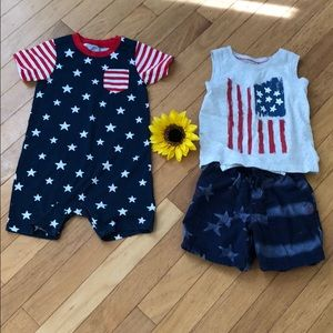 🇺🇸 Americana 3 piece Bundle 🇺🇸 ❤️